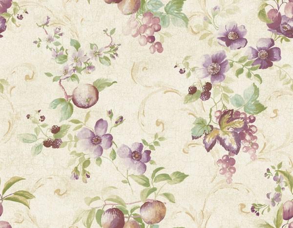 Американские обои Seabrook,  коллекция Le Jardin, артикулLJ81209