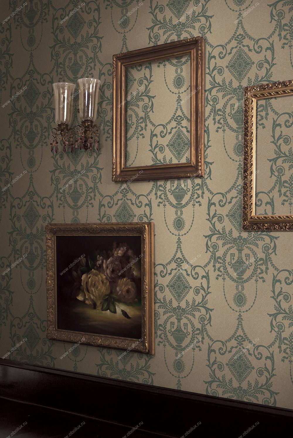 Американские обои Wallquest,  коллекция Fontaine, артикулPM40404