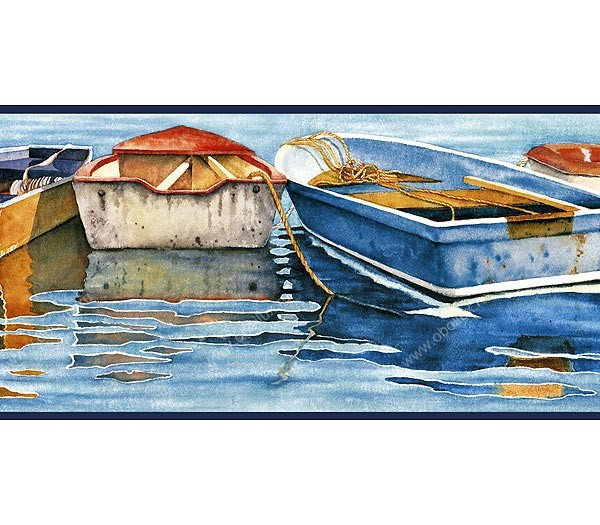 Американские обои Chesapeake,  коллекция Coastal waters, артикулCW32051B