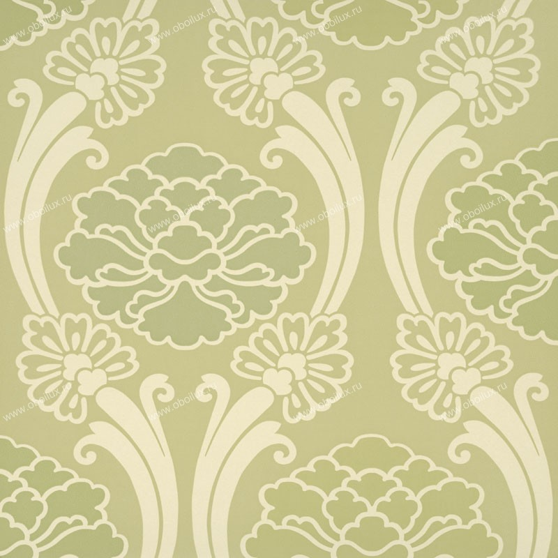 Английские обои Little Greene,  коллекция Oriental Wallpapers, артикул0275PEBOXIN
