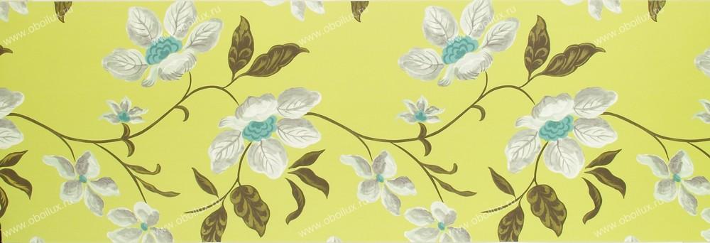 Английские обои Designers guild,  коллекция Florimund, артикулP481/04