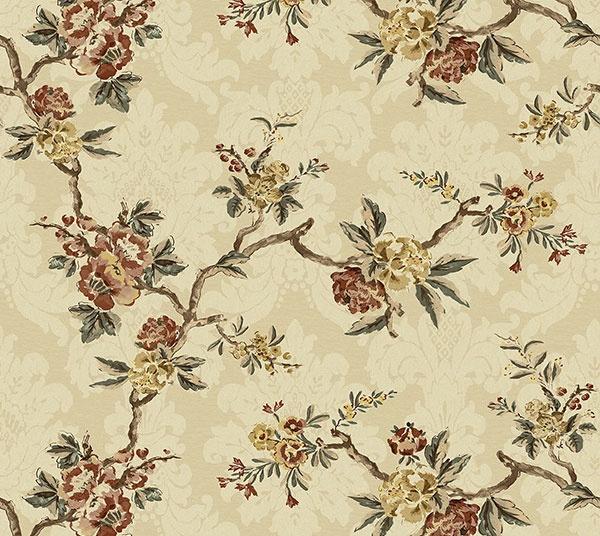 Немецкие обои KT-Exclusive,  коллекция Parisian Florals, артикулFV61907