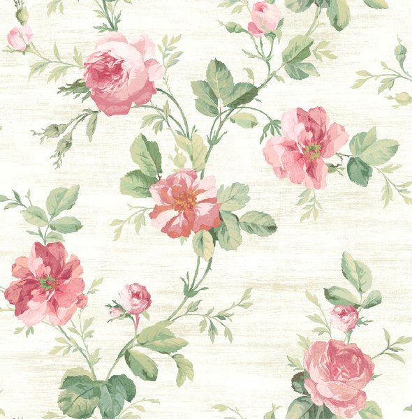 Американские обои Wallquest,  коллекция English Rose, артикулEN11103