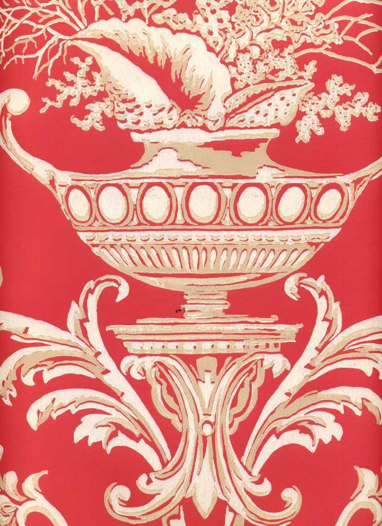Американские обои York,  коллекция Ashford House - Classics, артикулNH6003