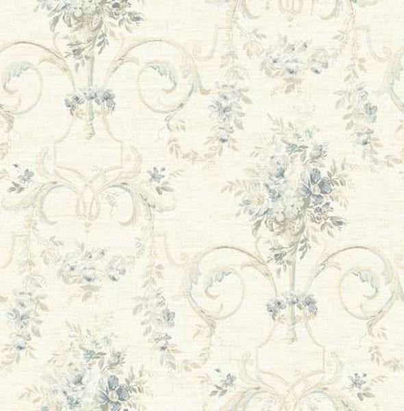 Американские обои Prospero,  коллекция French Linen, артикулtb10104