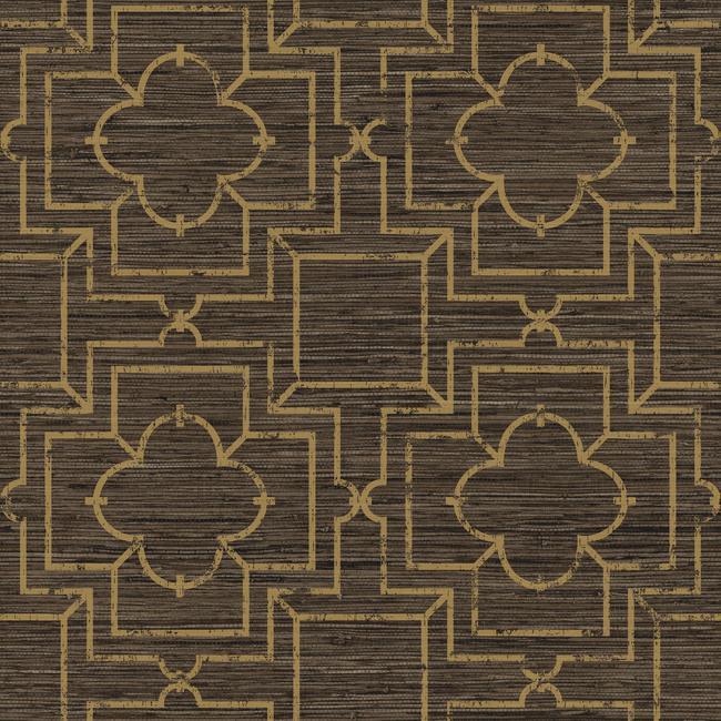Американские обои York,  коллекция Ashford House - Ashford Geometrics, артикулGE3660