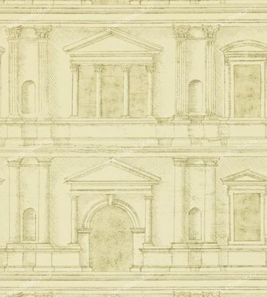 Английские обои Zoffany,  коллекция Intaglio, артикул310082