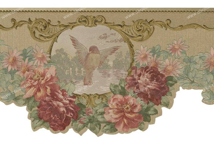 Американские обои Brewster,  коллекция Vintage Legacy, артикул974B61787