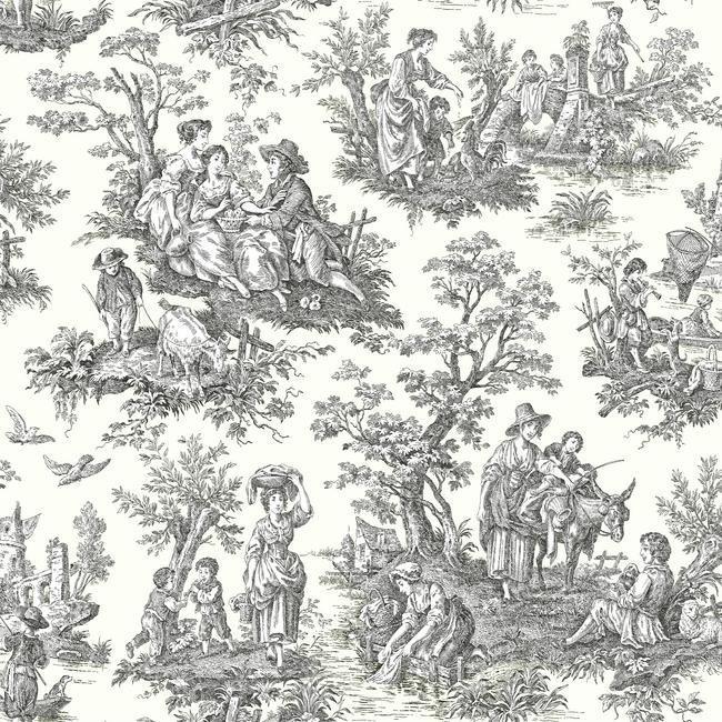 Американские обои York,  коллекция Waverly Classics, артикулWA7828