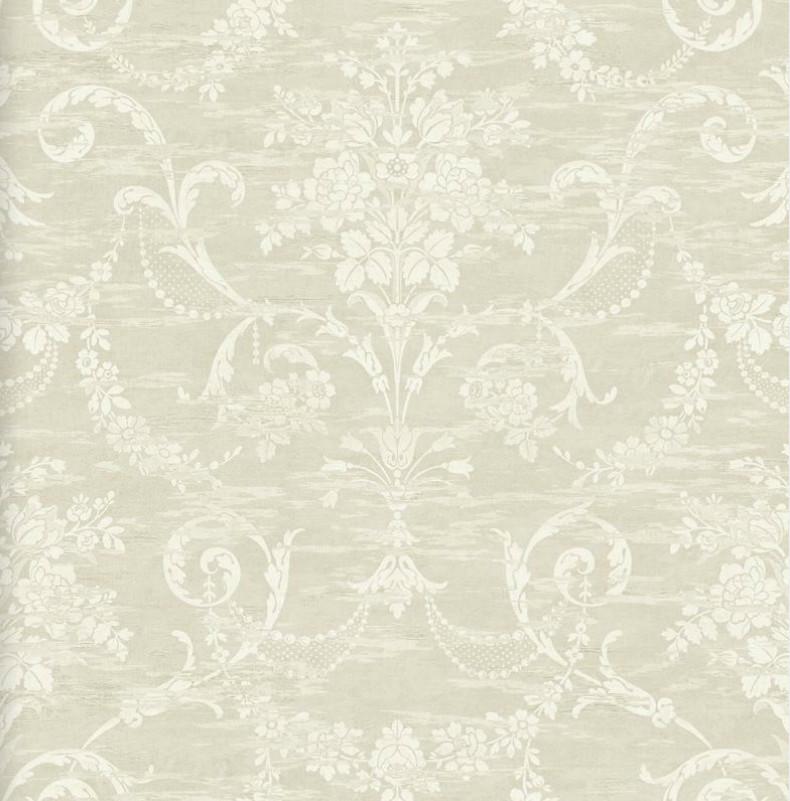 Американские обои Wallquest,  коллекция Style49 - Abbey Gardens, артикулHN40718