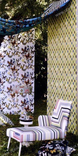 Английские обои Designers guild,  коллекция Christian Lacroix - Carnets Andalous, артикулPCL008/01