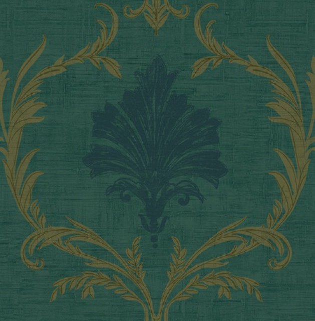 Американские обои Wallquest,  коллекция Sandpiper Studios - Ravenscliffe, артикулTA90001