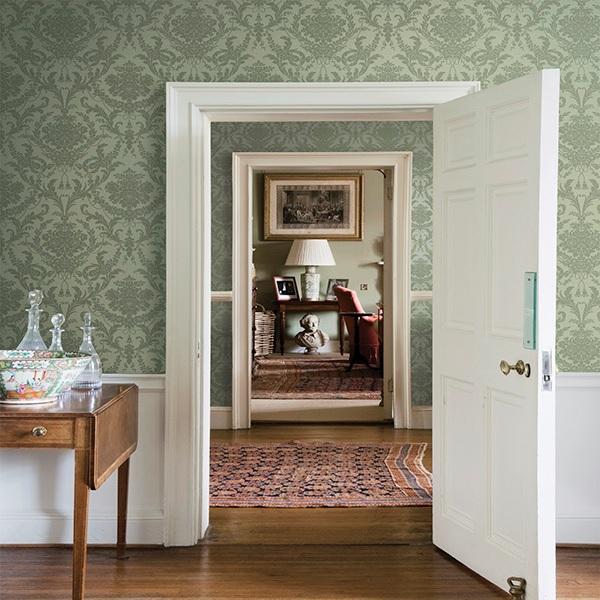 Американские обои Wallquest,  коллекция French Tapestry, артикулTS70515