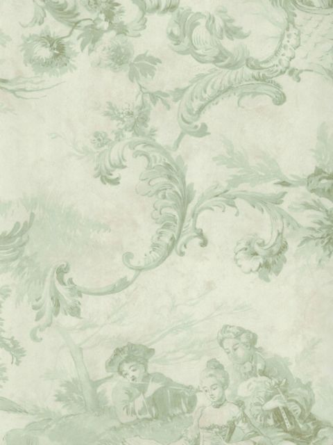 Американские обои Wallquest,  коллекция Sandpiper Studios - Versailles, артикулVS40304