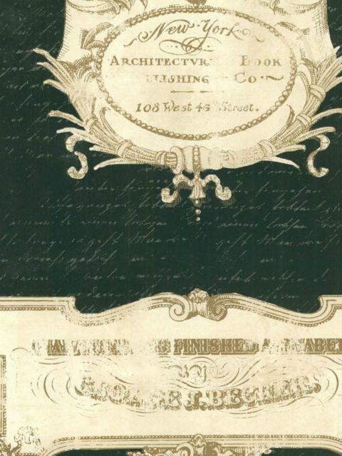 Американские обои Wallquest,  коллекция Sandpiper Studios - Versailles, артикулVS40200