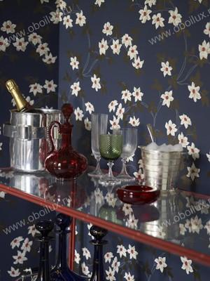 Английские обои Nina Campbell,  коллекция Montacute, артикулNCW4065-01