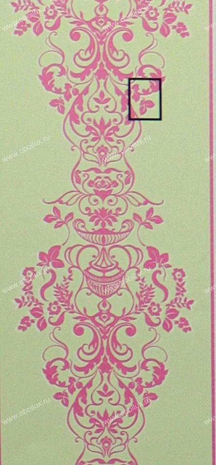 Немецкие обои Marburg,  коллекция Alice Whow!, артикул51877