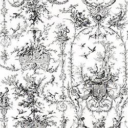 Американские обои Thibaut,  коллекция Toile Portfolio, артикулT7359