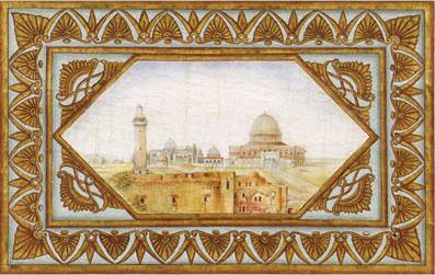 Английские обои Iksel,  коллекция Scenic & Architectural Wallpapers, артикулNeo-ClassicalNEOMED03