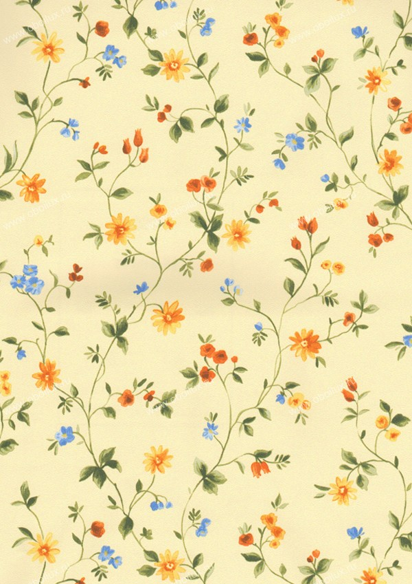Итальянские обои Limonta,  коллекция Little Garden, артикул52804