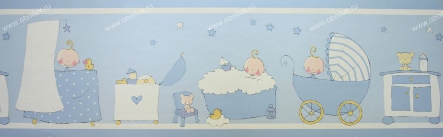 Испанские обои Kemen,  коллекция Kids Dreams, артикул1289