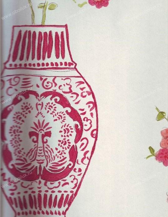 Английские обои Designers guild,  коллекция Bukhara, артикулP430/03