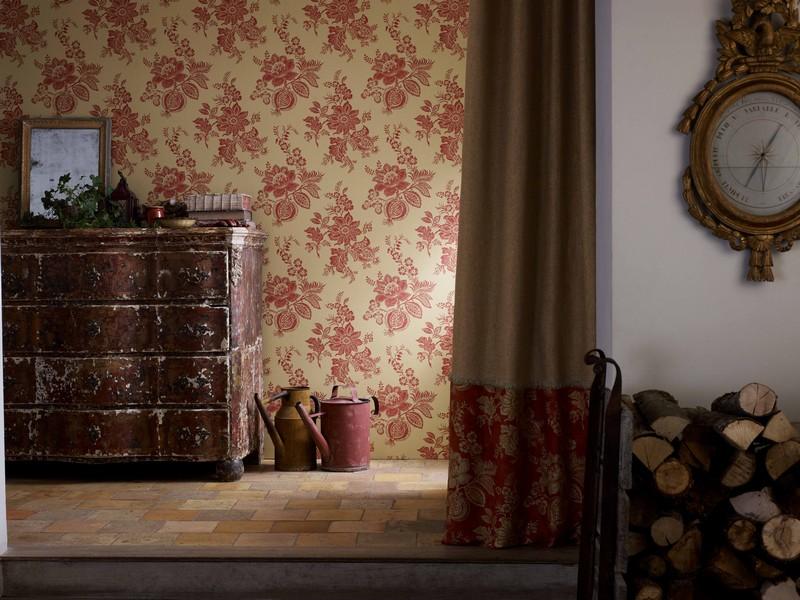 Английские обои Sanderson,  коллекция Fabienne, артикул214092