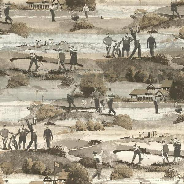Американские обои York,  коллекция Carey Lind - Menswear, артикулMW9230