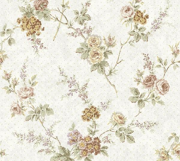 Немецкие обои KT-Exclusive,  коллекция Parisian Florals, артикулFV61308
