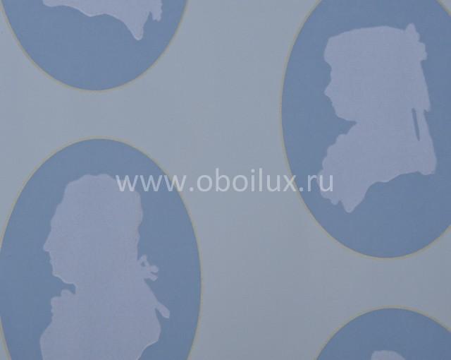 Английские обои Osborne & Little,  коллекция Folia, артикулW5790-01
