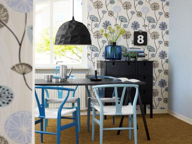 Шведские обои Eco,  коллекция Retro, артикул1076