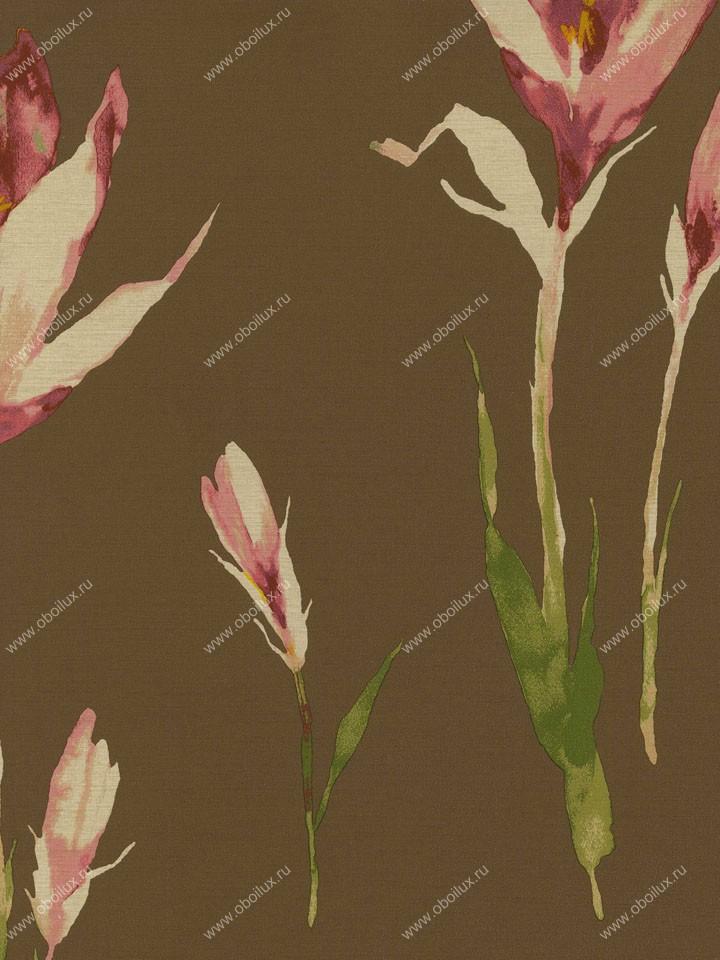 Американские обои Wallquest,  коллекция Fresh Floral, артикулFF91407
