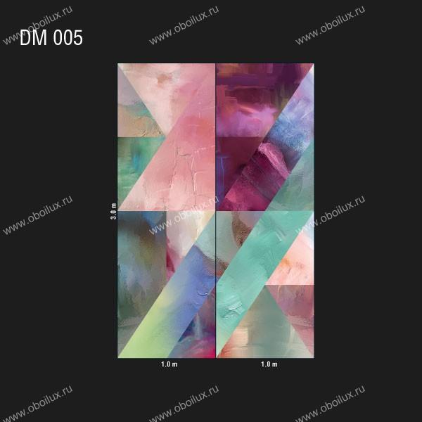 Российские обои Loymina,  коллекция Illusion, артикулDM-005