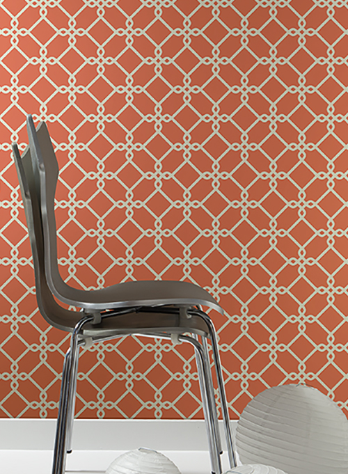 Американские обои York,  коллекция Ashford House - Ashford Geometrics, артикулGE3630