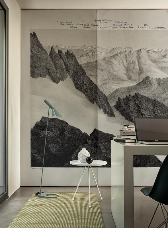 Итальянские обои Wall & deco,  коллекция Life 15, артикулWDIV1501