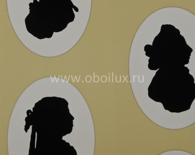 Английские обои Osborne & Little,  коллекция Folia, артикулW5790-07