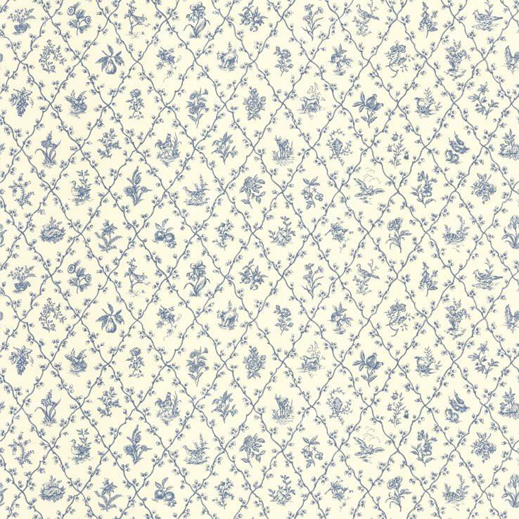 Канадские обои Blue Mountain,  коллекция Chatsworth, артикул5510401