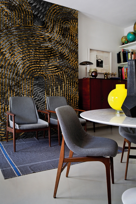 Итальянские обои Wall & deco,  коллекция Life 14, артикулWDUL1401