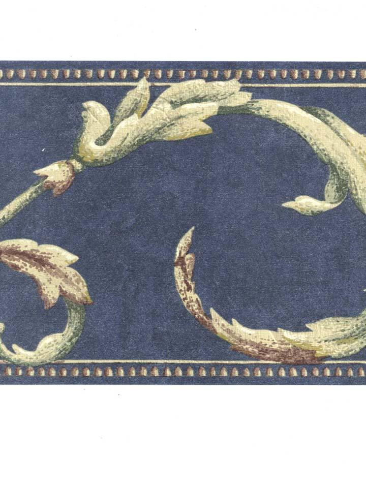 Канадские обои Blue Mountain,  коллекция Borders, артикулBC1584529