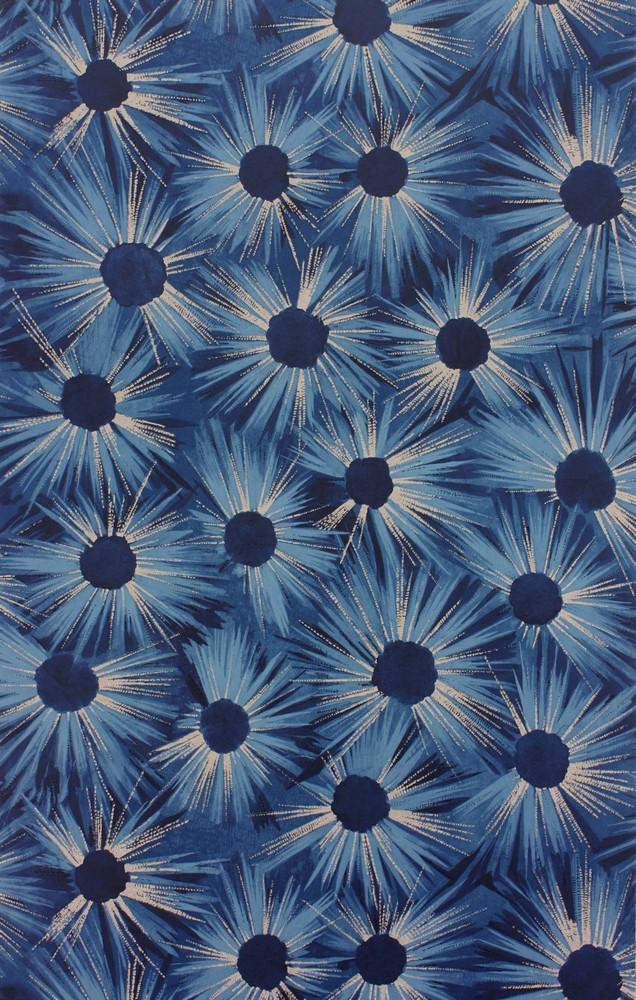 Английские обои Nina Campbell,  коллекция Fontibre Wallpaper, артикулNCW4202-01