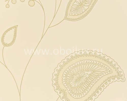 Английские обои Osborne & Little,  коллекция Adara, артикулW5515-03
