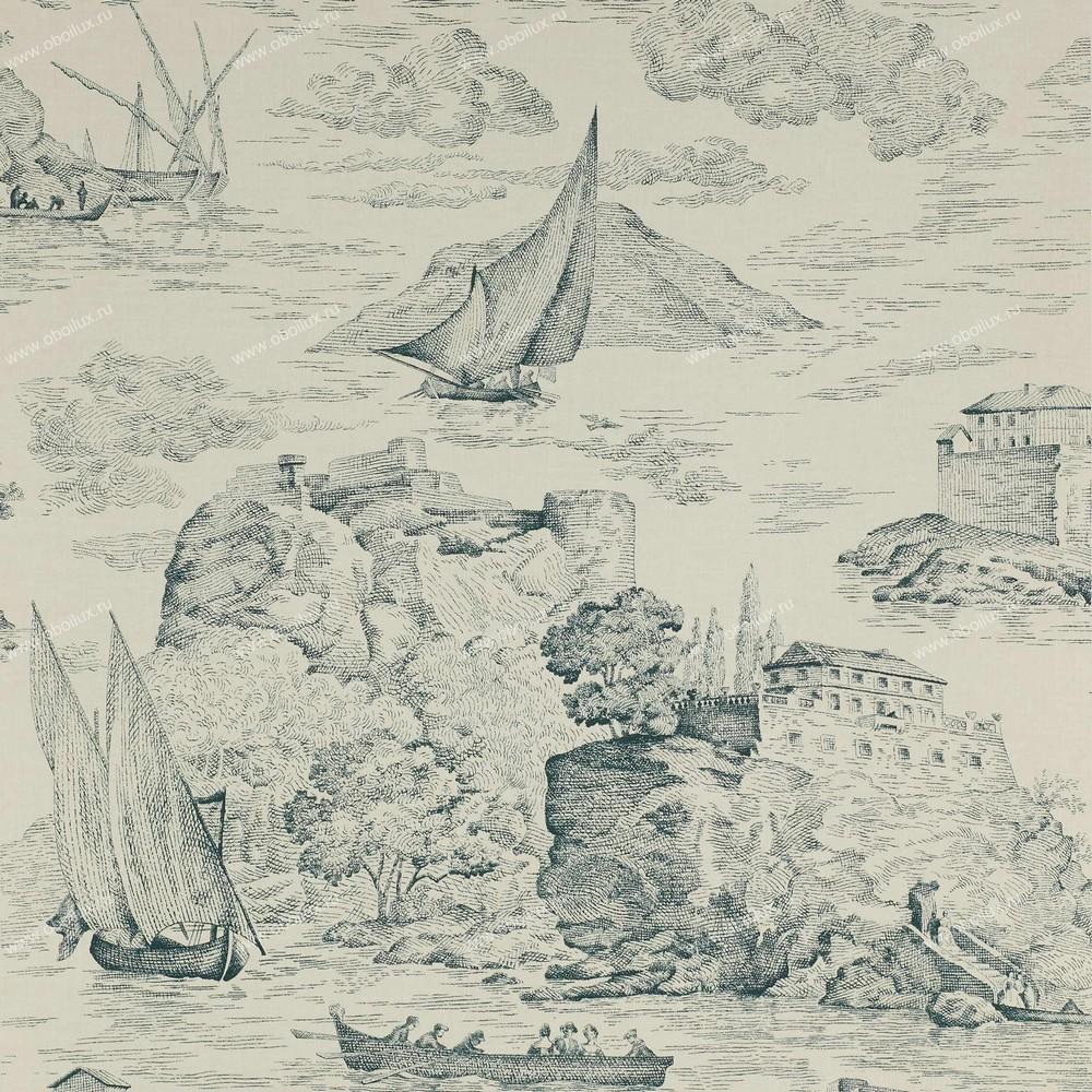 Французские обои Manuel Canovas,  коллекция Papiers Peints Trianon, артикул03069-04