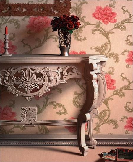 Итальянские обои G.L.Design,  коллекция Villa Borghese, артикул50024