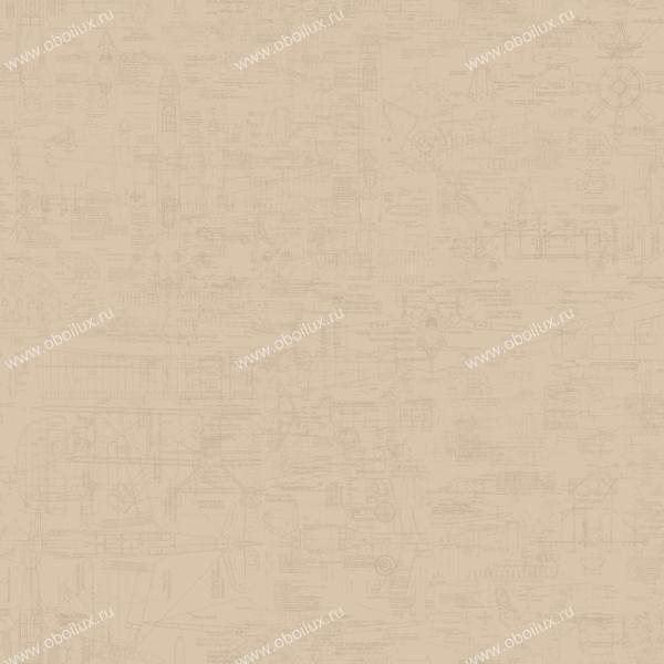 Канадские обои Aura,  коллекция Steampunk, артикулG56210