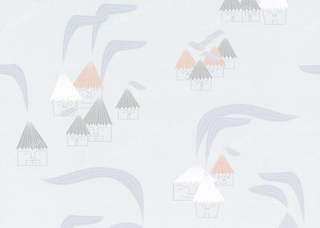 Испанские обои Tres Tintas,  коллекция Kids, артикул2023-4