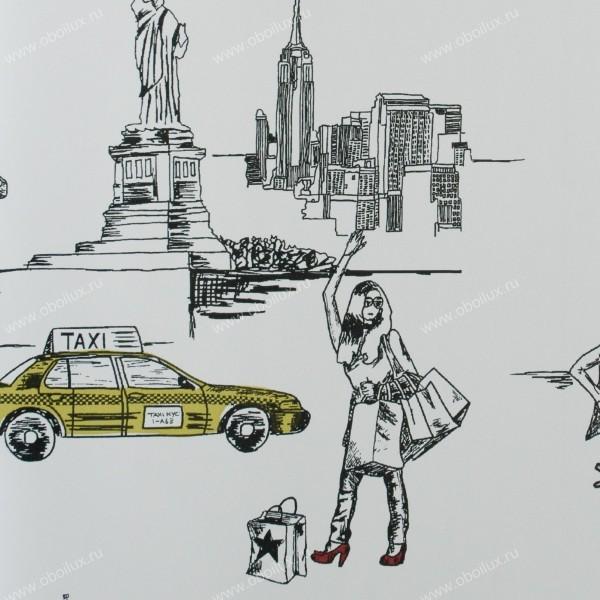 Английские обои Holden Decor,  коллекция Mirror Mirror, артикул96840