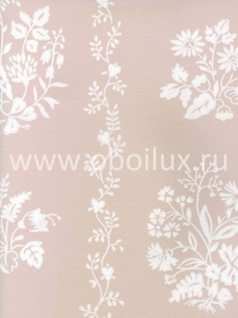 Английские обои Zoffany,  коллекция Fleurs Rococo, артикулFLW05003
