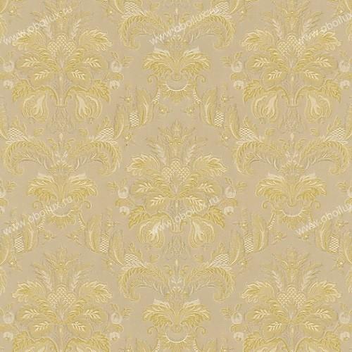 Бельгийские обои Bekaert,  коллекция Villa Borghese, артикулBergamo-Honey-103