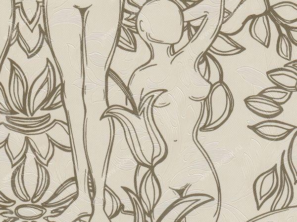 Обои  Eijffinger,  коллекция Porcelain, артикул390045