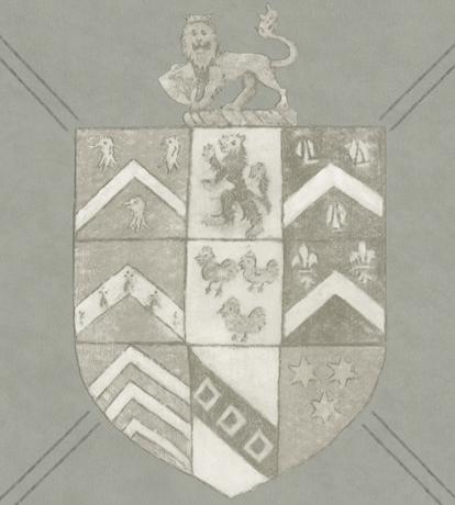 Английские обои Andrew Martin,  коллекция Attic, артикулHS03-01